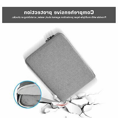 "Laptop Soft Case Bag Cover 13"" 15.6"" MacBook Pro HP"