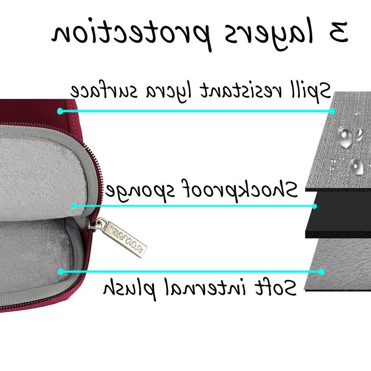 Mosiso 13 15.6 Laptop Pro Neoprene Sleeve Case