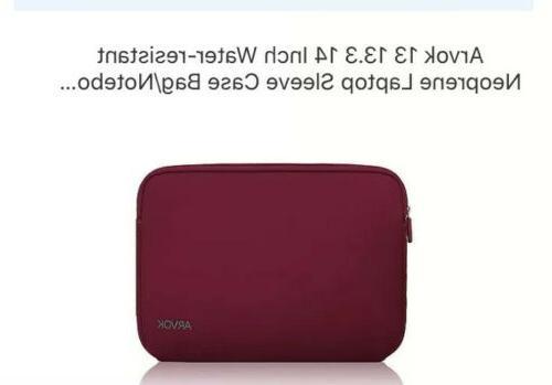 13 3 inch water resistant neoprene laptop