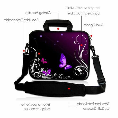 """13"""" Shoulder Handbag Case Briefcase MacBook Air Pro Retina 13.3"""""""