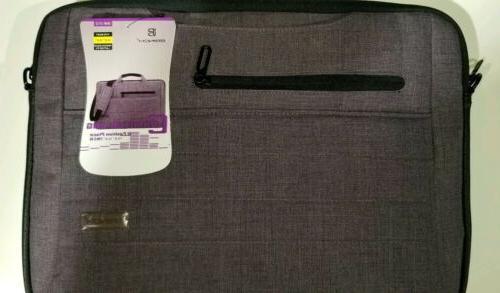 "BRINCH 14.6"" Nylon Case Messenger Bag"