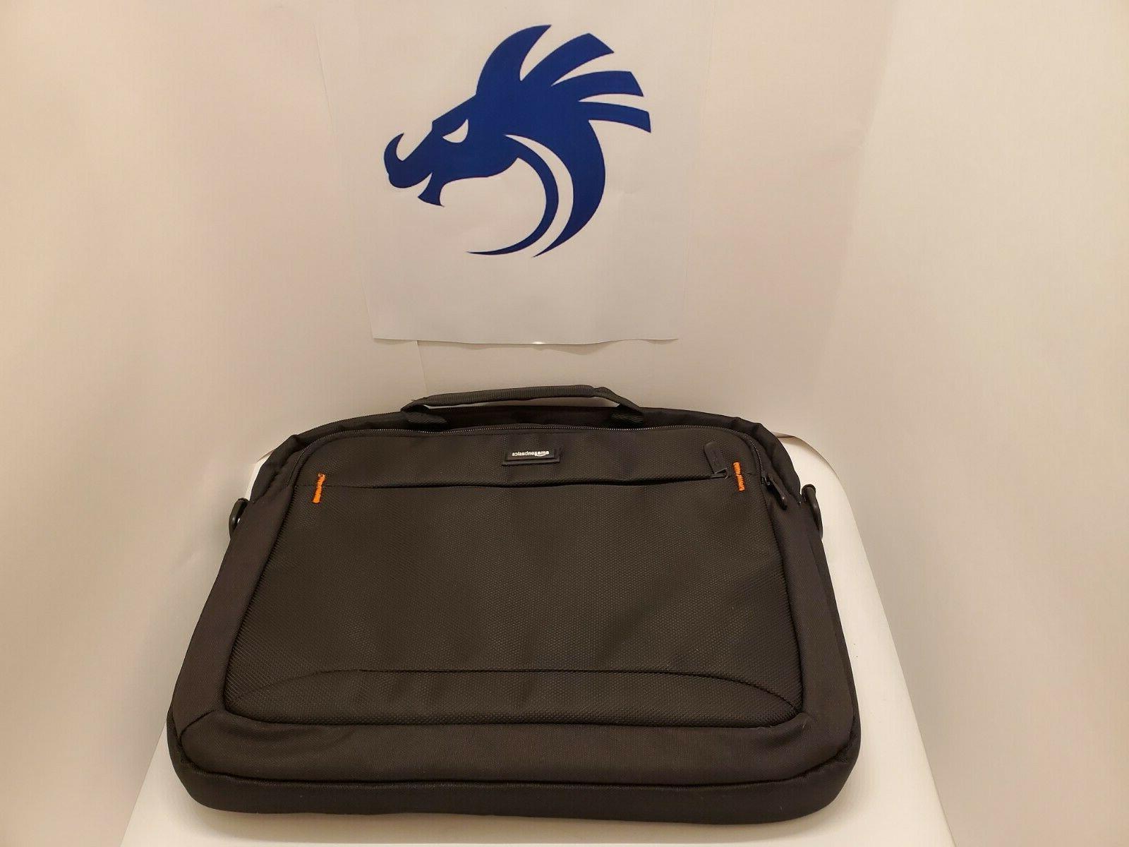 14 inch laptop macbook and tablet shoulder