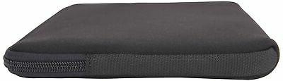 AmazonBasics 13.3-Inch Macbook Sleeve Black 13.3 Inch