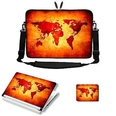 15 15 6 inch laptop carrying sleeve