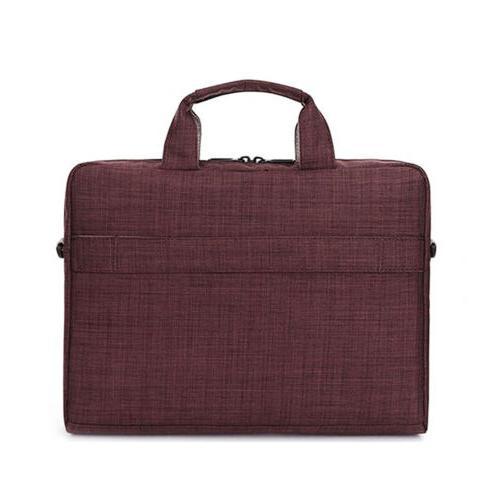 Briefcase Handle Bag Notebook Shoulder Bag Case