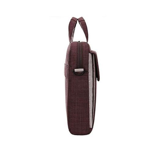 15 Laptop Briefcase Handle Bag Notebook Shoulder Bag Case