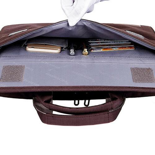 "15 15.6"" Laptop Briefcase Handle Shoulder Bag"