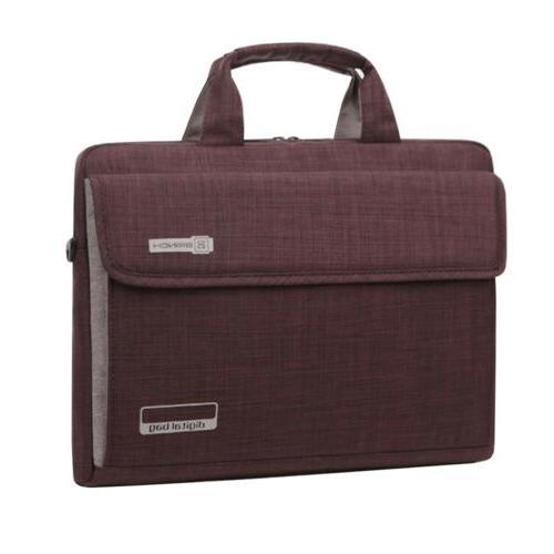 15 Briefcase Handle Notebook Shoulder Bag