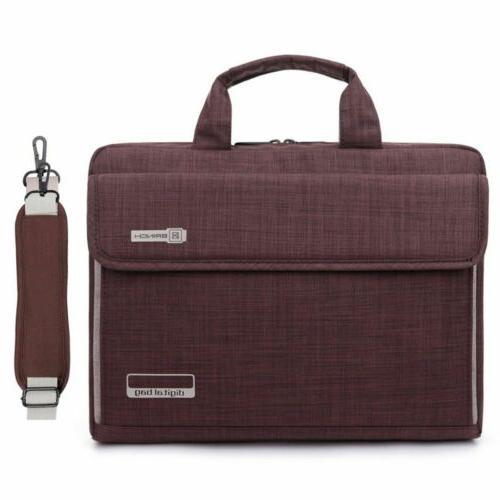 15 15 6 laptop messenger briefcase handle