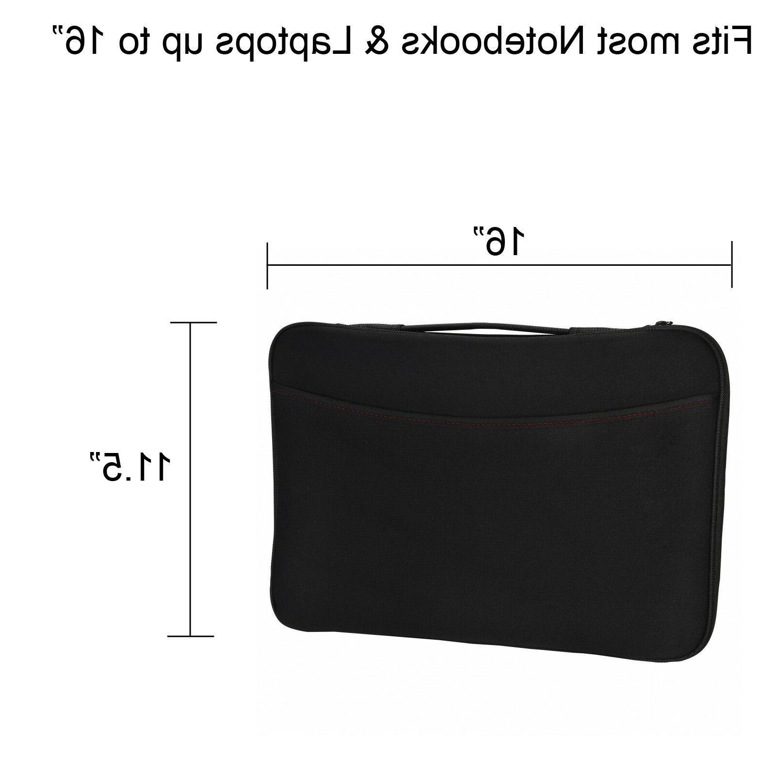 """Logitech Notebook Sleeve For 15-15.6"""""""