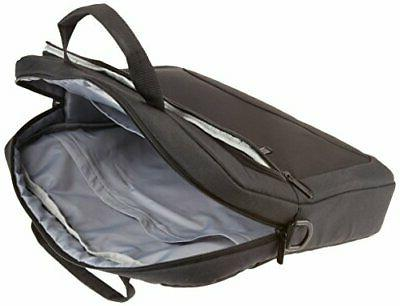 AmazonBasics 15.6-Inch and Shoulder Carrying Case