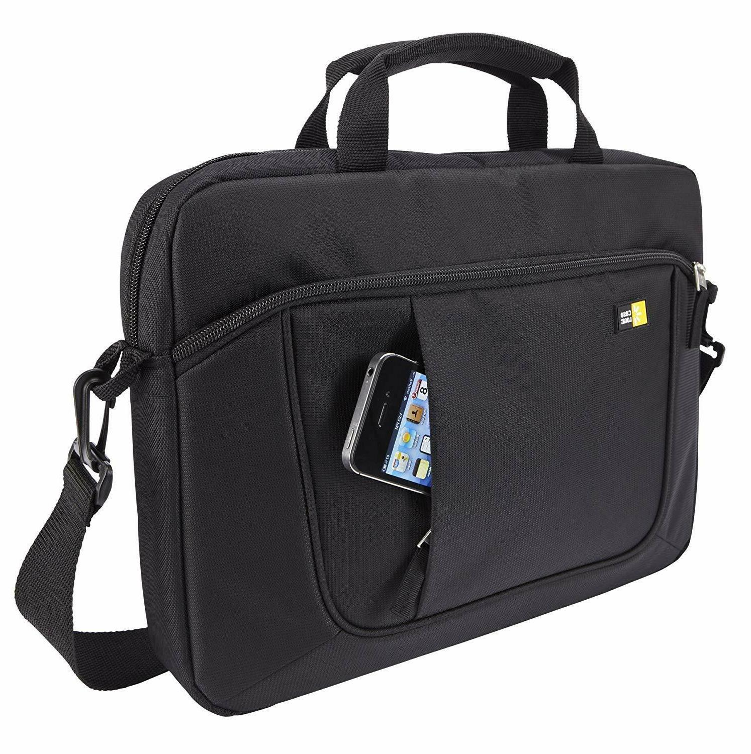 15.6 inch Laptop Case Notebook Carrying Messenger