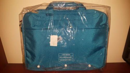 """Brinch 15.6"""" Fabric Lightweight Case"""