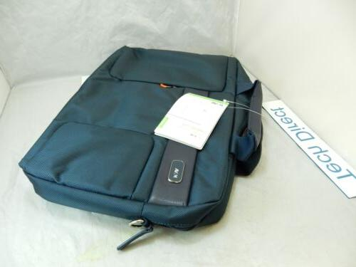 """Lenovo 15.6"""" Topload Carry Case by NAVA Blue"""