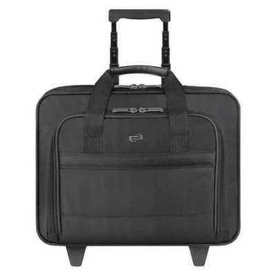 "SOLO USLB1004 15"" Laptop Case, Black, Ballistic Poly"