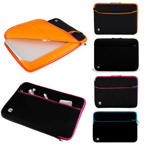 """15"""" VanGoddy Neoprene Notebook Laptop Sleeve Case Cover For"""