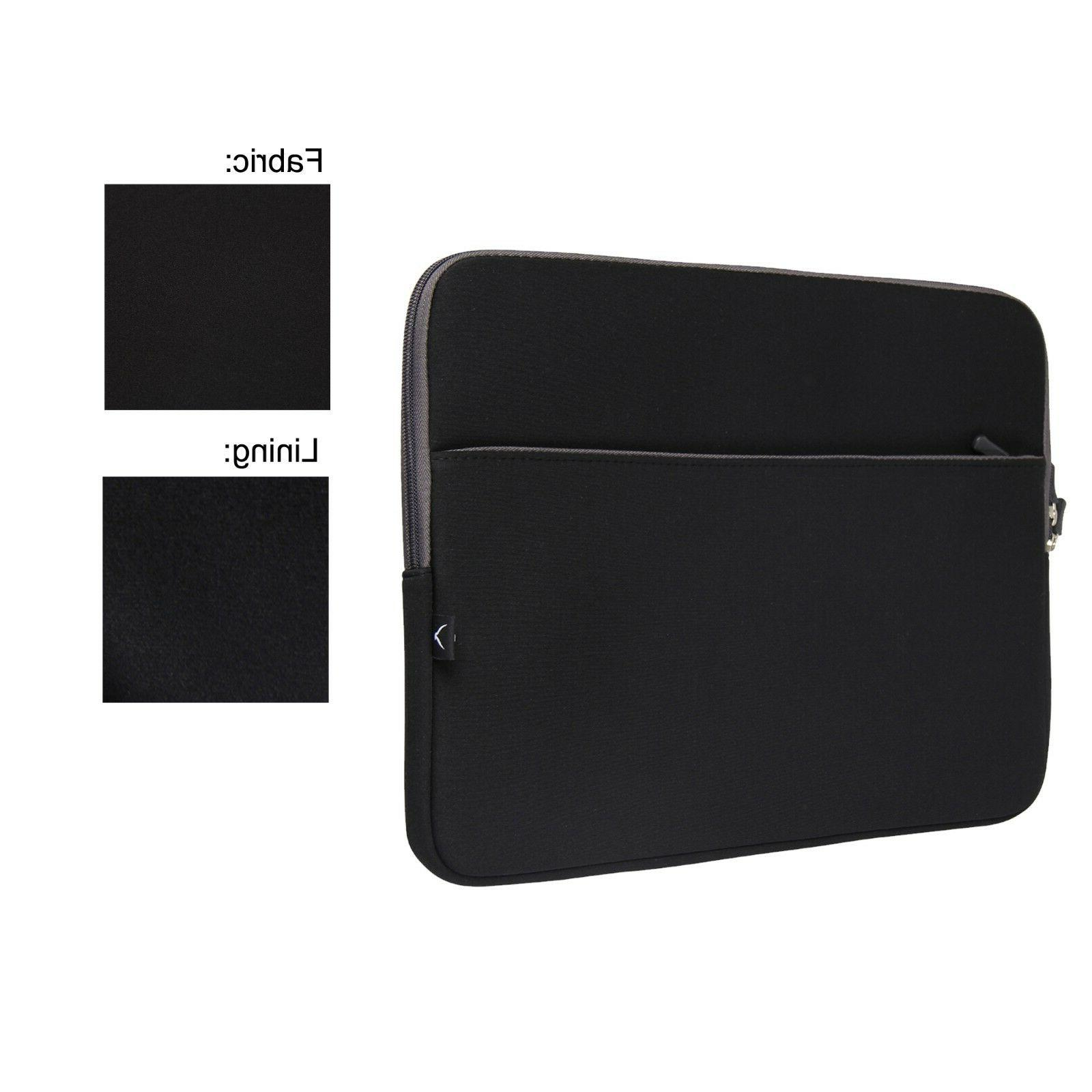 "15"" Laptop Sleeve Case Bag for 15.4"" 15.6"" Dell Macbook"