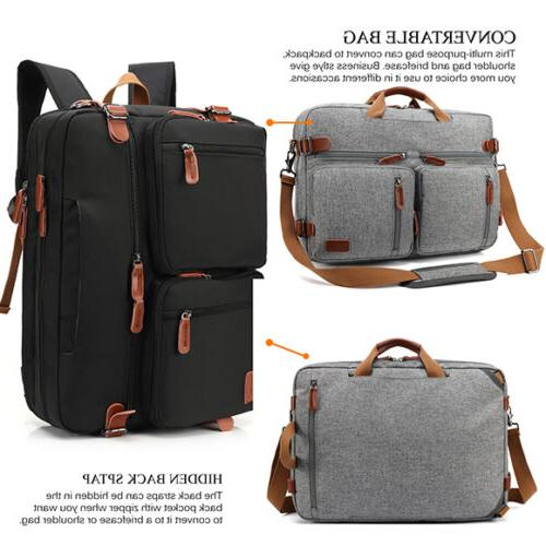 "17""17.3"" Backpack Laptop Shoulder Messenger Case Bag Busines"
