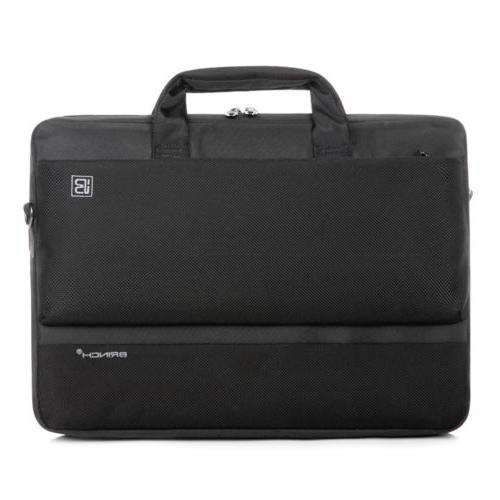 """17"""" Laptop Bag Briefcase Messenger Case Shoulder Handbag"""