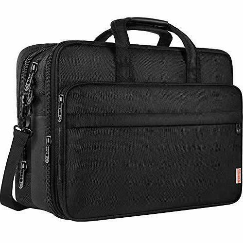 Taygeer Bag, for Men inch, Black