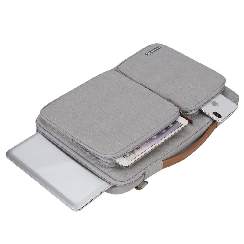 2019 Super 15.6 shoulder <font><b>bag</b></font> handbag for macbook 13 hp