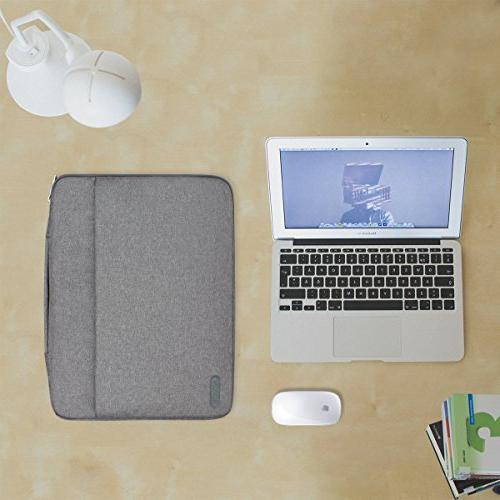 Arvok 13.3 Inch Water-resistant Laptop Sleeve With & Case/Ultrabook Carrying Bag For
