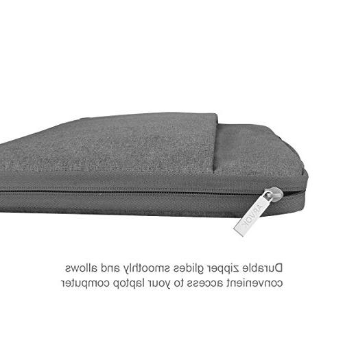 Arvok Inch Water-resistant Fabric Laptop Sleeve & Case/Ultrabook Bag For Acer/Asus/Dell/Lenovo/HP/Samsung