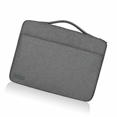 Arvok 13 13.3 Inch & Pocket/Notebook Case/Ultrabook Tablet Briefcase