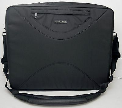 NEW Brenthaven Impact BLACK Ballistic Checkable Laptop Case Bag