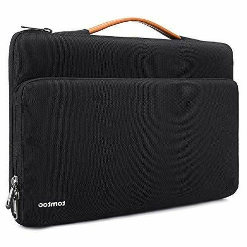 tomtoc 360 Protective Laptop Carrying Case for 15.6 Inch Inc