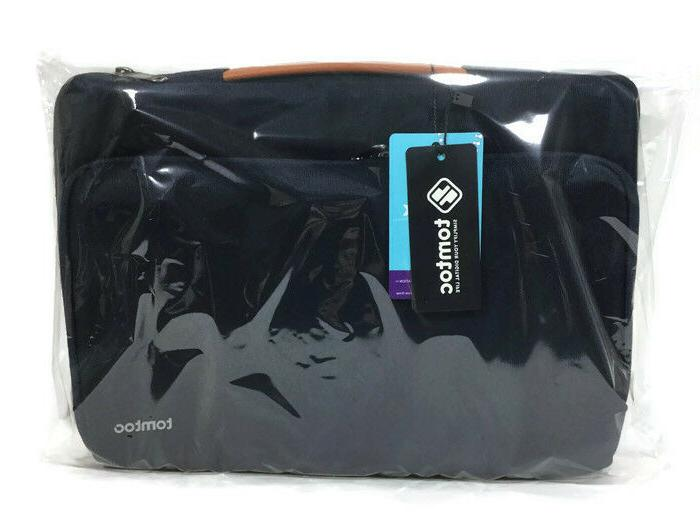 tomtoc 360° Protective Laptop Carrying Case NEW with tags