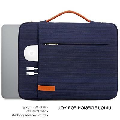 Lacdo 360° Sleeve Briefcase Bag Compatible Apple
