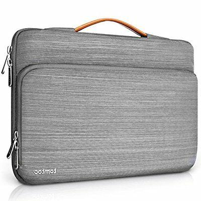 Tomtoc 360° Protective Laptop Sleeve Case for 13 - 13.3 Inc
