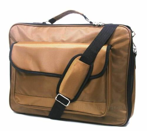 3x New Notebook bag case