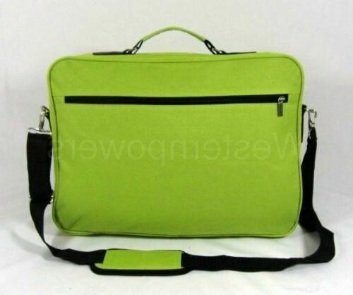 """3x 17"""" 16.4"""" 15.6"""" Inch Notebook carrying case"""