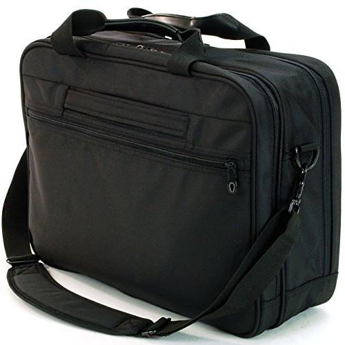 Alpine Swiss Laptop Black