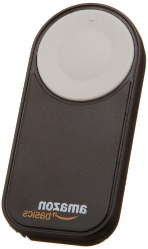 AmazonBasics Wireless Remote Control for Canon Digital SLR C