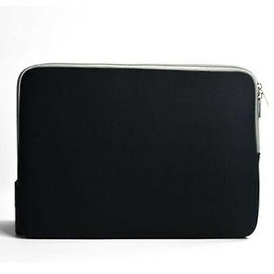 "BLACK Zipper Sleeve Bag Case Cover for All Laptop 13"" Macboo"