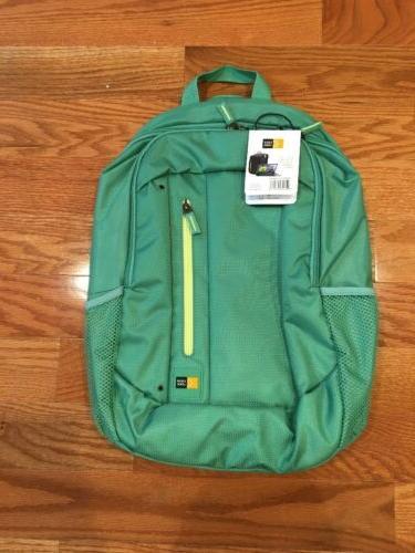 """Case Logic Jaunt WMBP-115 Backpack for 16"""" Laptop Tablet"""