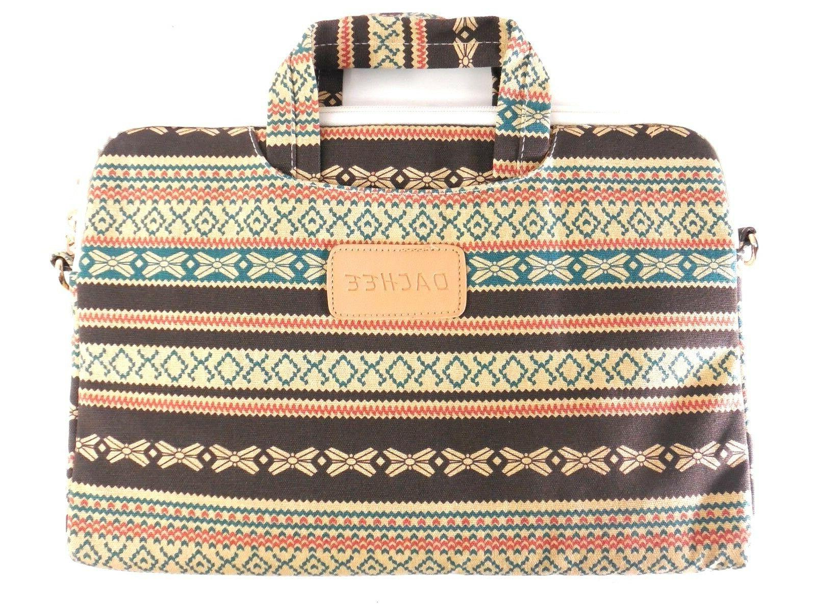 Dachee Bohemian Laptop Sleeve Case 13-13.3 Inches