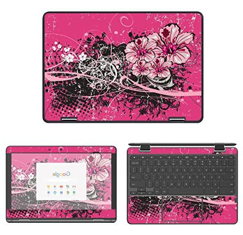 Decalrus - Protective Decal Skin Sticker for Lenovo N23 Yoga
