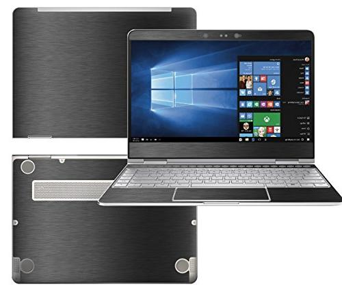Decalrus - Protective decal for HP Spectre x360 13-W013DX  L