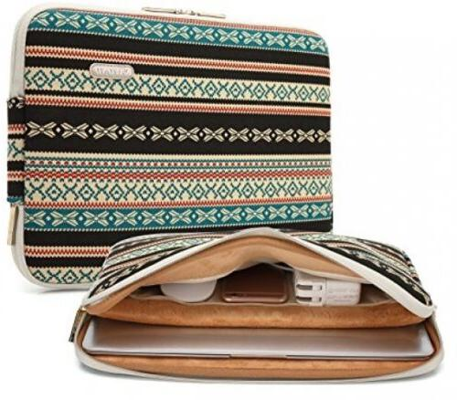 Kayond Bohemian Water-resistant Canvas 15-15.6 Inch Laptop S