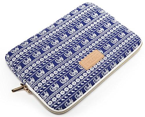Kayond Sleeve 13.3-Inch Laptops - Elephant Patterns