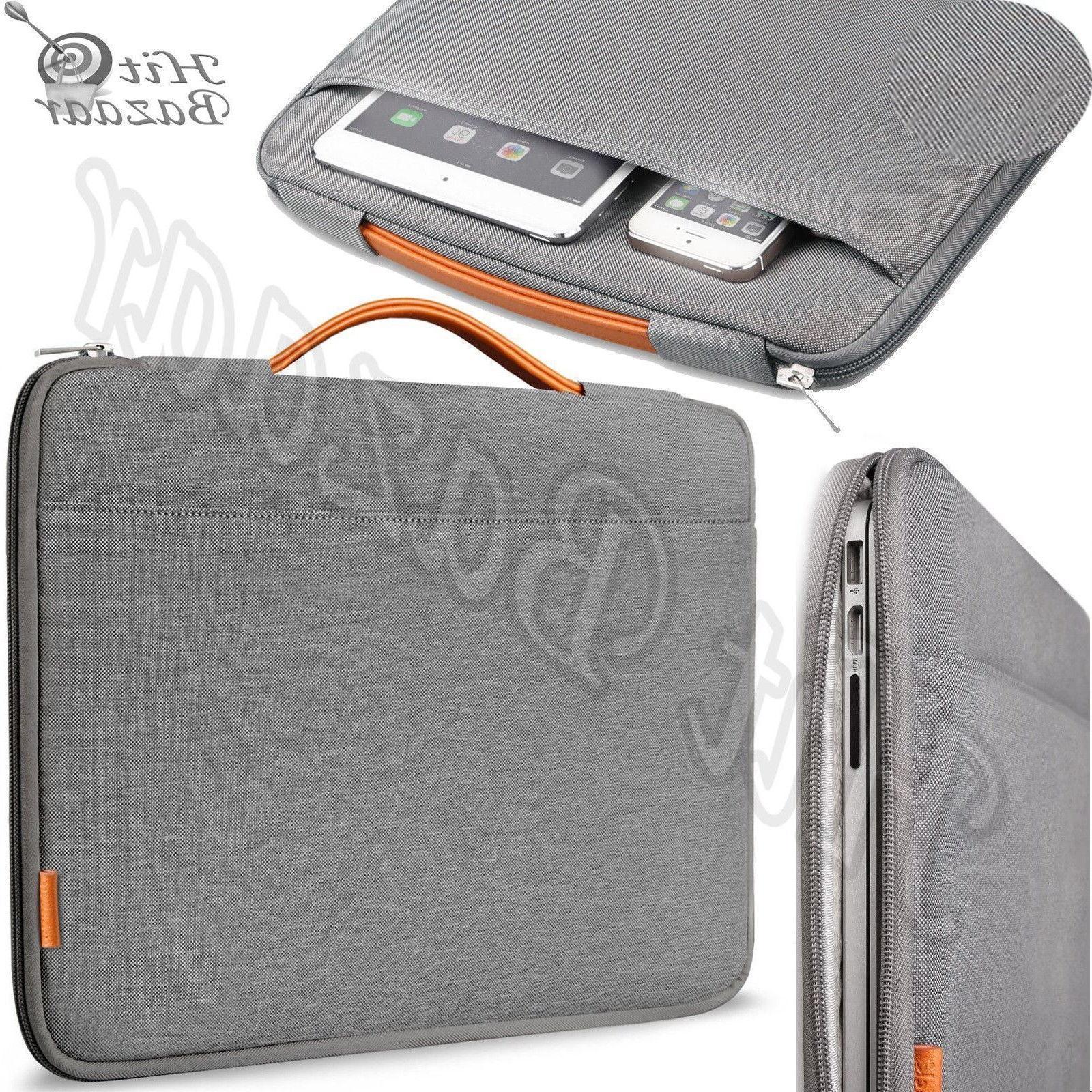 LAPTOP SLEEVE FOR MacBook Pro 2017 Tablet Case Bag Carry Bri