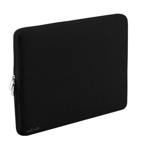 LSS Zipper Soft Sleeve Bag Case for MacBook Air Ultrabook La