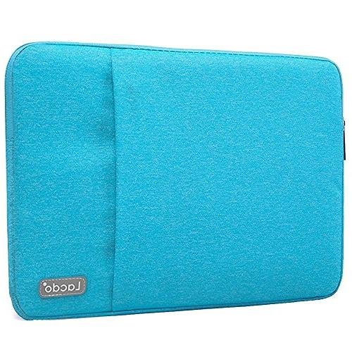 Lacdo 13 Inch Waterproof Fabric Laptop Sleeve Case for Apple