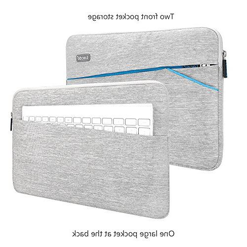 "Lacdo Sleeve Compatible 15"" MacBook Bar Inch Pro 2012-2015 VivoBook S   Dell"