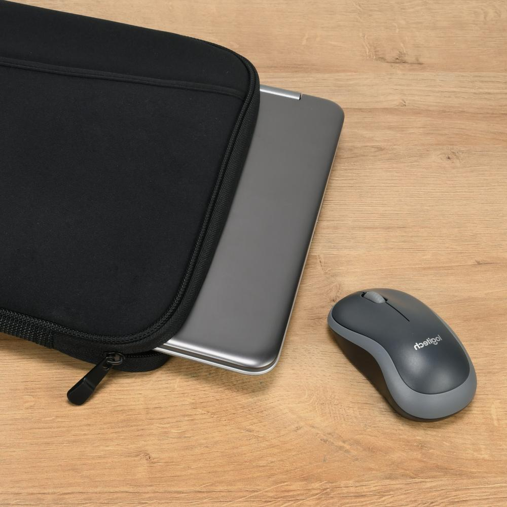 Logitech Black Notebook Sleeve For HP