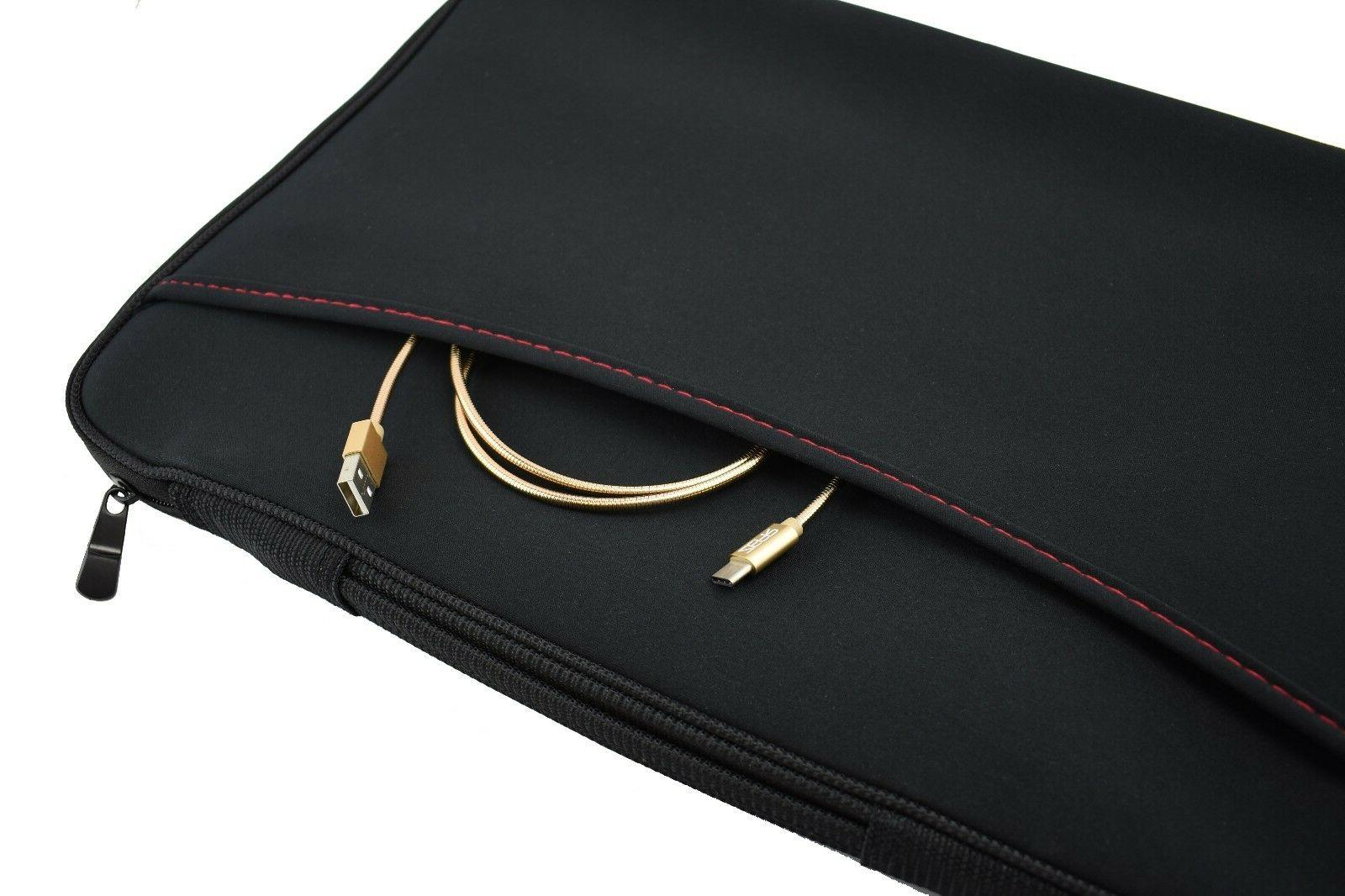 Logitech Portable Laptop Notebook Sleeve For